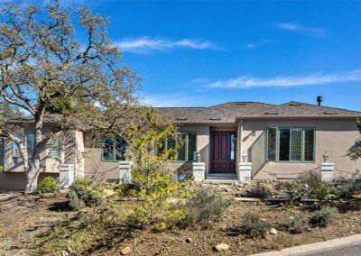 Los Gatos Hillside Ranch Remodel