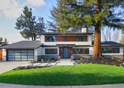 Mountain View Contemporary Ranch