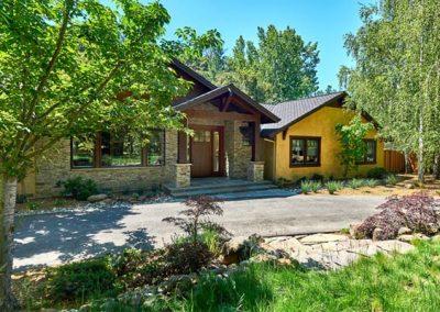 Portola Valley Contemporary Ranch Remodel II