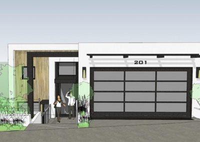 San Carlos Contemporary Addition/Remodel