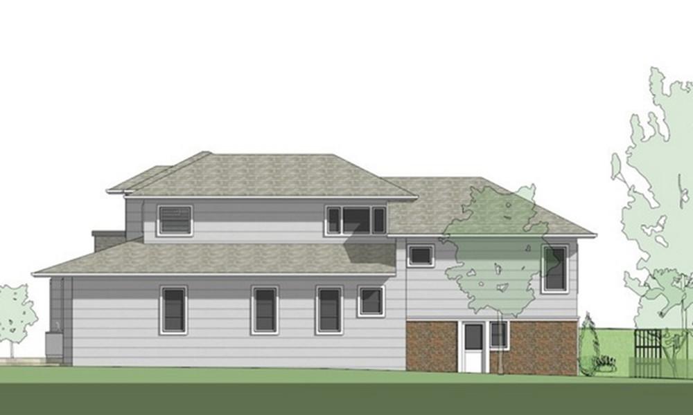San mateo ranch second story addition studio s squared for Second story additions to ranch homes