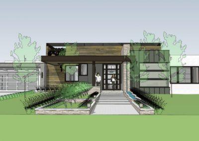 Willow Glen Contemporary Ranch