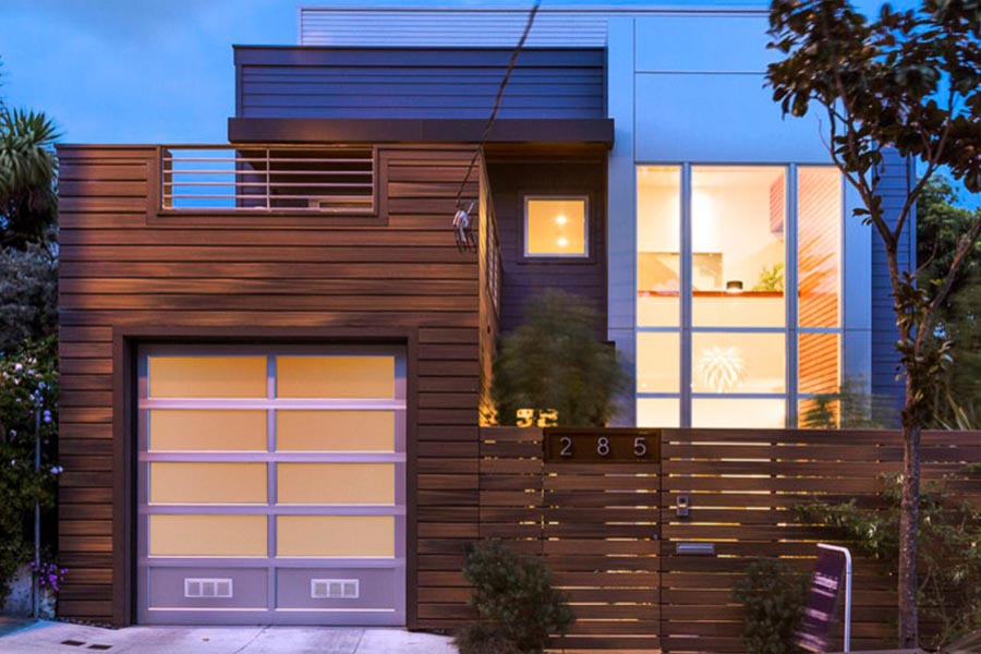 BernalHeightsModernI01 Bernal Heights Modern I Studio
