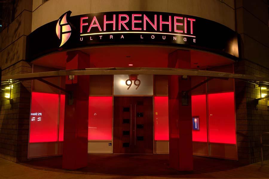 Fahrenheit Ultra Lounge