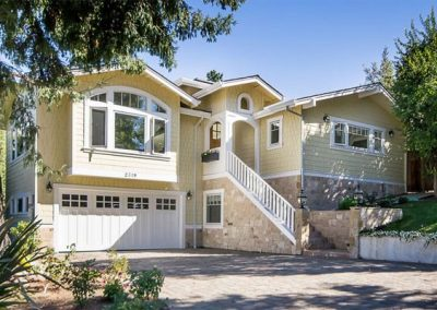 Menlo Park Craftsman Addition II