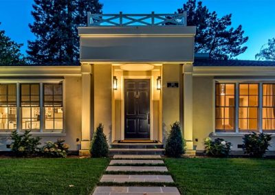 Menlo Park French Colonial