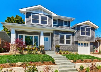 San Carlos Craftsman Split Level II