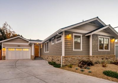 Sunnyvale Craftsman Remodel