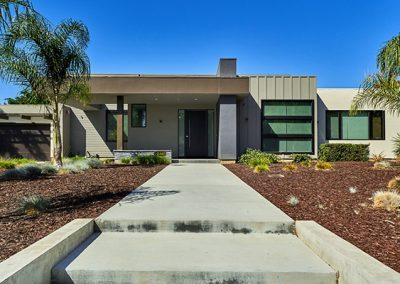 Willow Glen Contemporary Ranch