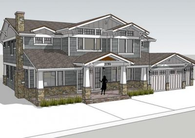 Cupertino Craftsman Redesign