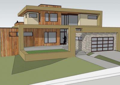 Kentfield Modern Ranch Remodel