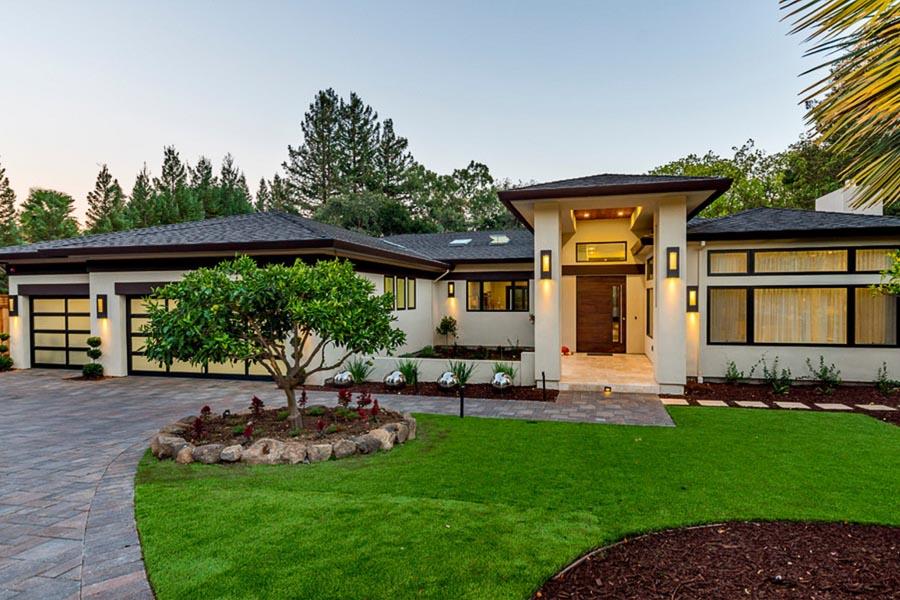 Saratoga Modern Ranch Remodel II | Studio S Squared ...