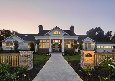 Atherton Colonial