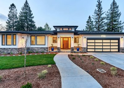 Mountain View Contemporary Ranch