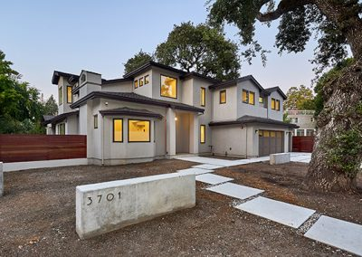 Menlo Park Contemporary Ranch