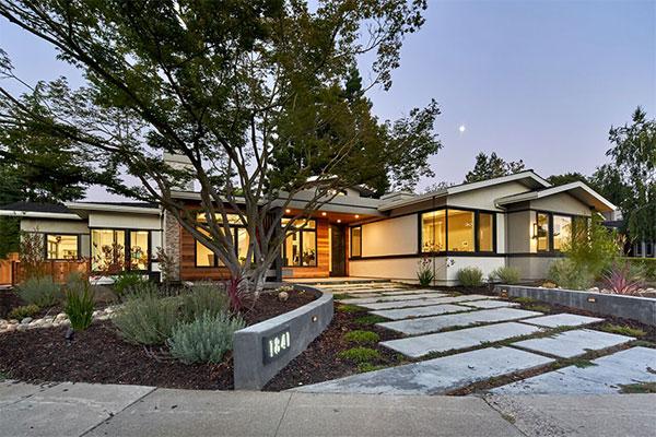Los Altos Contemporary Ranch Remodel/Addition V