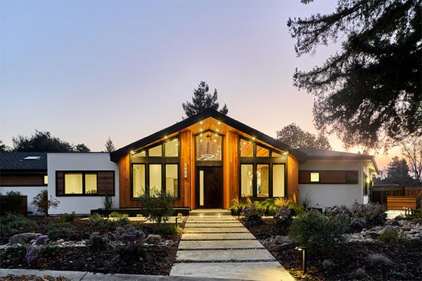 Los Altos Contemporary Ranch Remodel/Addition III