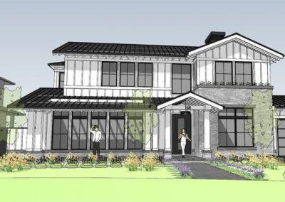 Palo Alto Modern Farmhouse II